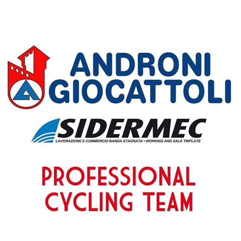 Androni Sidermec Professional Cycling team